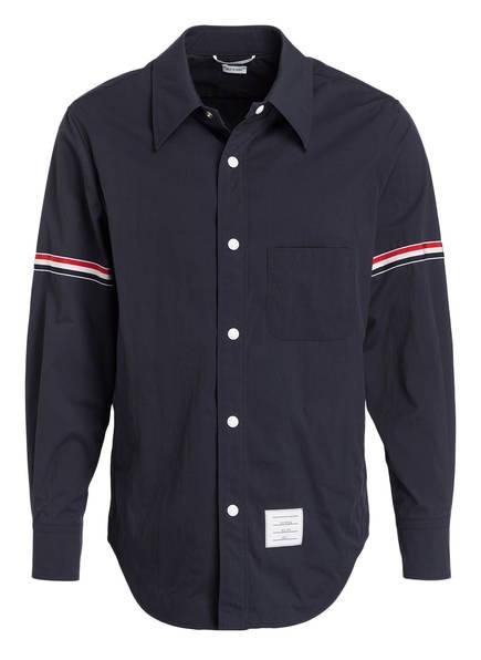 THOM BROWNE. Hemd Comfort Fit, Farbe: NAVY (Bild 1)