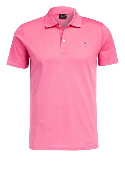 PAUL & SHARK Piqué-Poloshirt, Farbe: PINK (Bild 1)