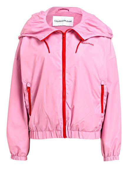 Jeansjacke Klein Klein Jeans Calvin Jeans Jeansjacke Pink Pink Calvin BrWeCxod