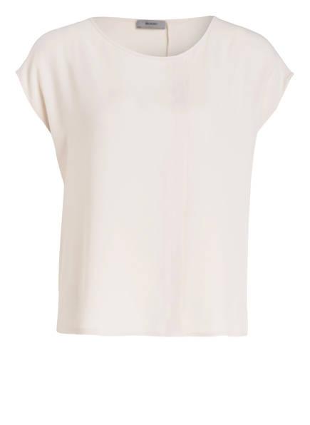 RIANI Blusenshirt mit Seidenanteil, Farbe: BEIGE (Bild 1)