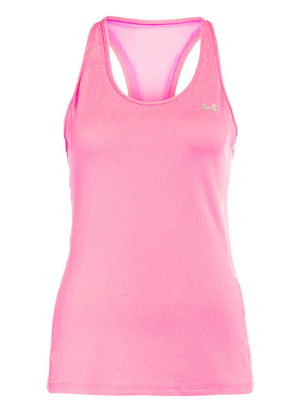 UNDER ARMOUR Tanktop UA ARMOUR RACER, Farbe: PINK (Bild 1)