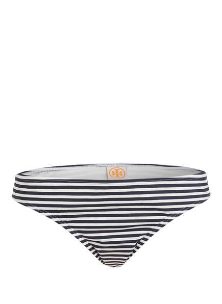 TORY BURCH Bikini-Hose, Farbe: NAVY/ WEISS GESTREIFT (Bild 1)