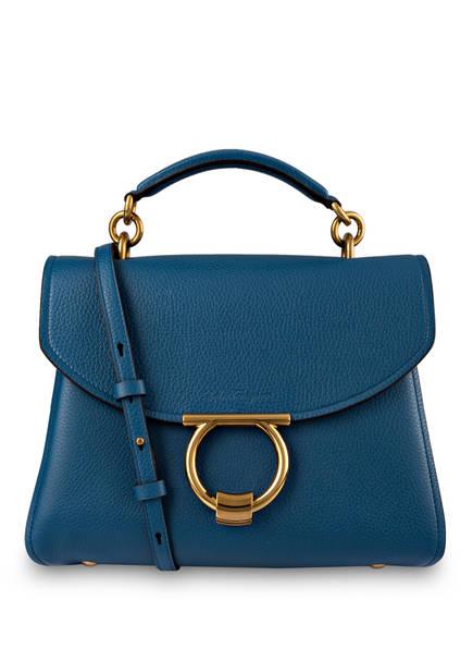 Salvatore Ferragamo Handtasche GANCINI VELA, Farbe: AZUR (Bild 1)