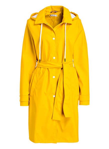 Tommy Hilfiger Regenmantel gelb