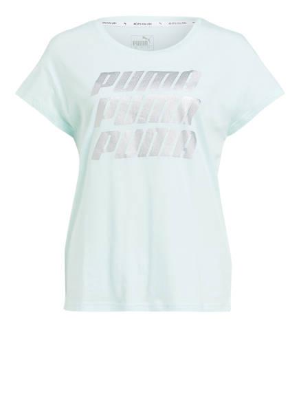 PUMA T-Shirt MODERN SPORTS GRAPHIC, Farbe: MINT (Bild 1)