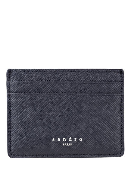 sandro Kartenetui, Farbe: DUNKELBLAU (Bild 1)