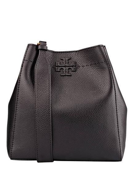 TORY BURCH Hobo-Bag MCGRAW, Farbe: SCHWARZ (Bild 1)