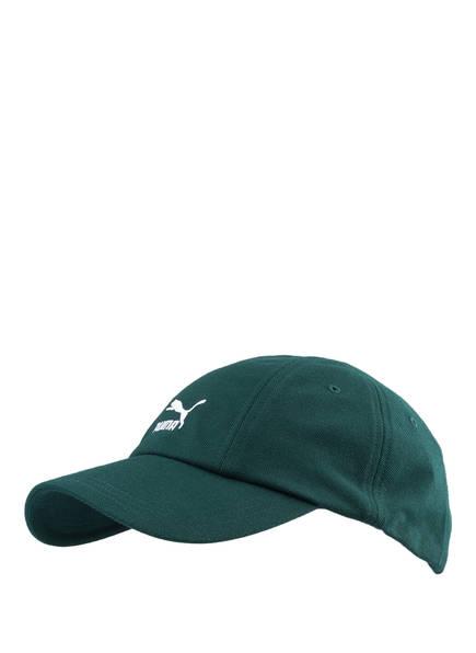 PUMA Piqué-Cap, Farbe: GRÜN (Bild 1)