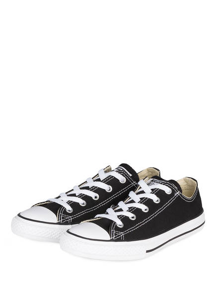 CONVERSE Sneaker CHUCK TAYLOR ALL STAR OX LOW, Farbe: SCHWARZ (Bild 1)