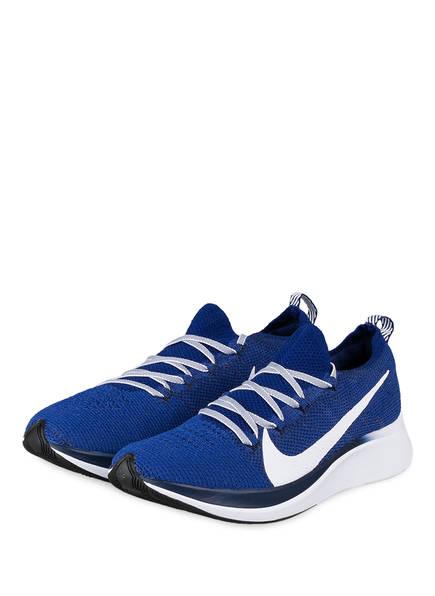 Nike Laufschuhe ZOOM FLY FLYKNIT, Farbe: BLAU (Bild 1)