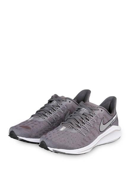 Nike Laufschuhe AIR ZOOM VOMERO 14, Farbe: GRAU (Bild 1)