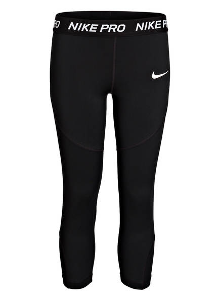 Nike 3/4-Tights PRO, Farbe: SCHWARZ (Bild 1)