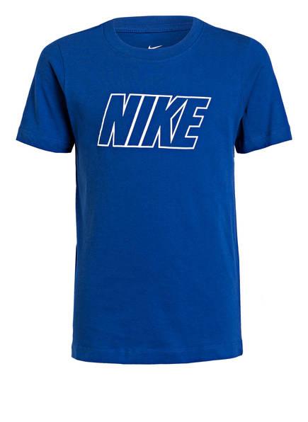 Nike T-Shirt, Farbe: BLAU (Bild 1)
