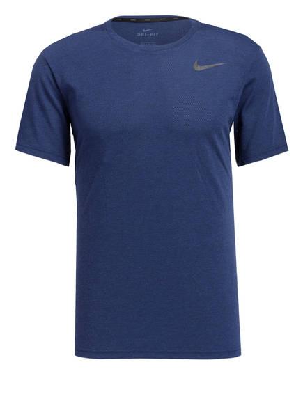 Nike T-Shirt BREATHE, Farbe: NAVY (Bild 1)