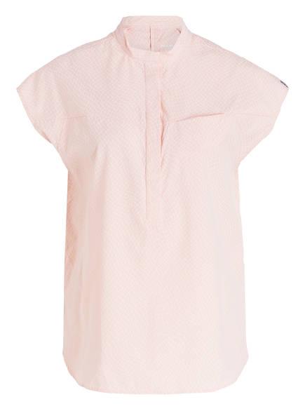 MAMMUT Outdoor-Bluse CALANCA, Farbe: ROSE/ WEISS (Bild 1)