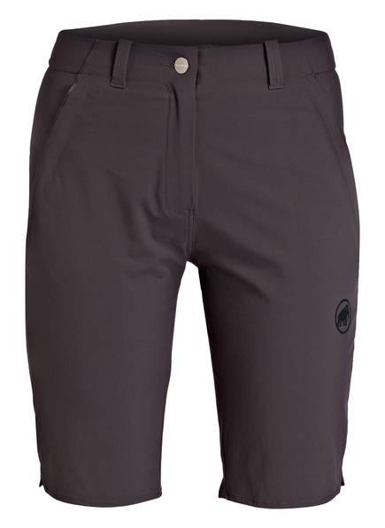 MAMMUT Outdoor-Shorts RUNBOLD, Farbe: DUNKELGRAU (Bild 1)