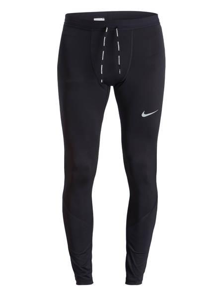 Nike Tights POWER TECH, Farbe: SCHWARZ (Bild 1)