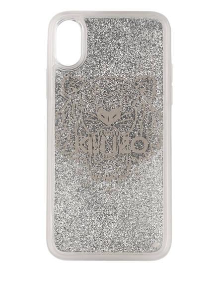 KENZO Smartphone-Hülle, Farbe: SILBER (Bild 1)