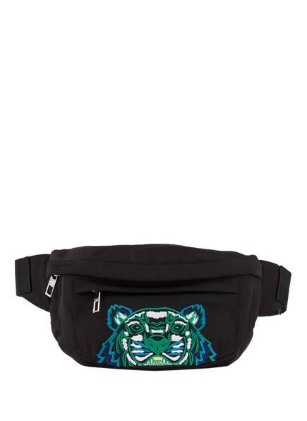 KENZO Gürteltasche Tiger, Farbe: SCHWARZ (Bild 1)