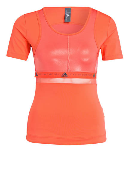 adidas by Stella McCartney T-Shirt, Farbe: HELLROT (Bild 1)