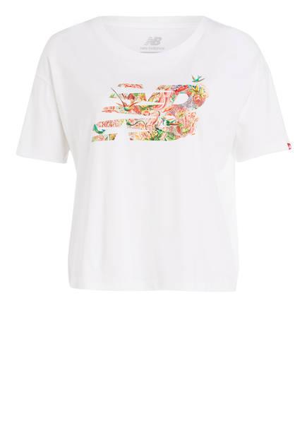 new balance T-Shirt SWEET NECTAR, Farbe: WEISS (Bild 1)