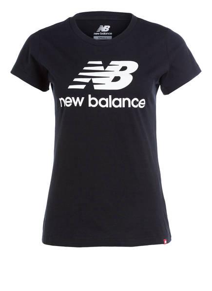 new balance T-Shirt, Farbe: SCHWARZ (Bild 1)