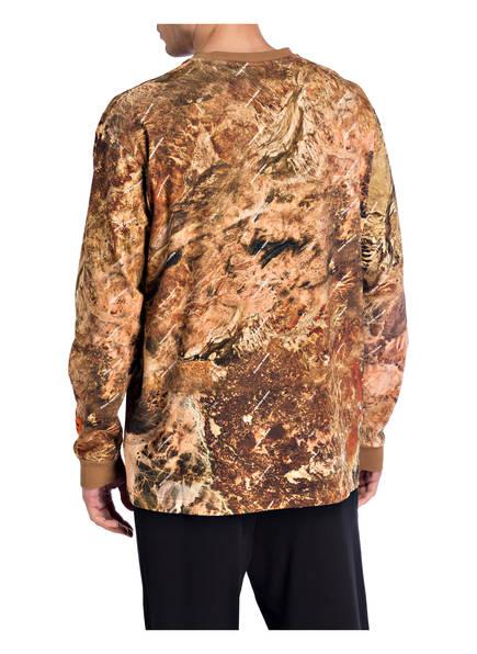 Preston Beige Stickereien Sweatshirt Heron Mit SgdTqxZx