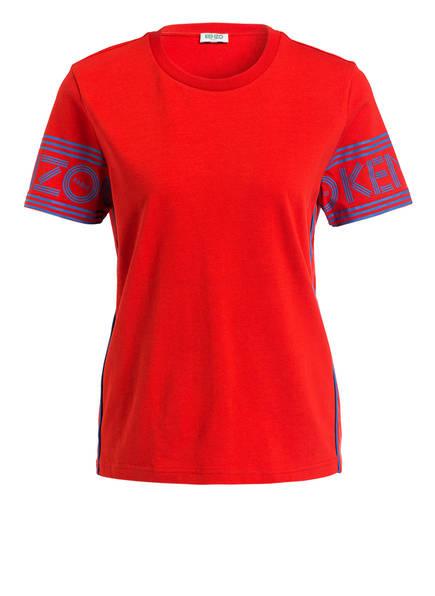 KENZO T-Shirt, Farbe: ROT (Bild 1)