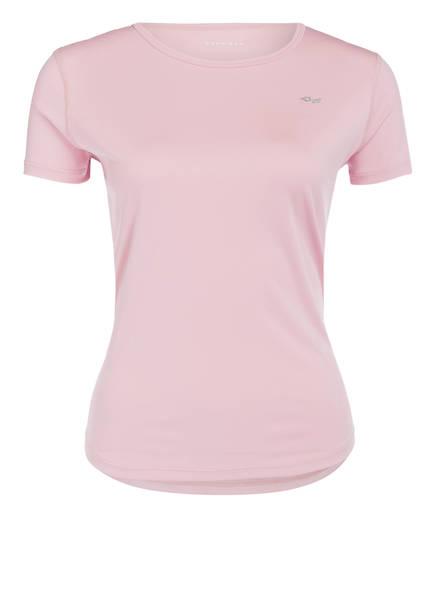RÖHNISCH T-Shirt WORKOUT, Farbe: ROSE (Bild 1)