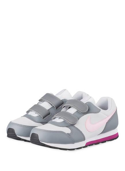 Nike Sneaker MD RUNNER 2 PS, Farbe: GRAU/ ROSE (Bild 1)