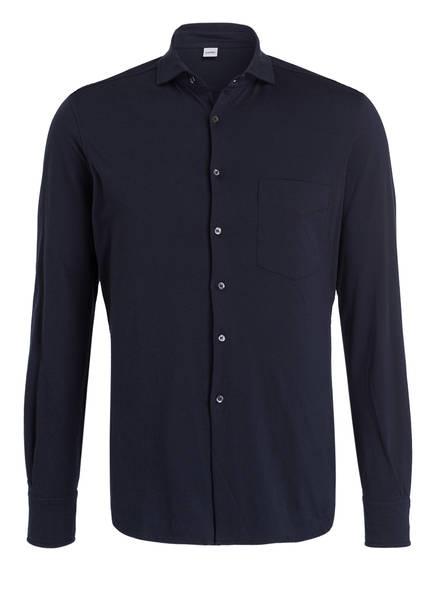 ASPESI Jerseyhemd Slim Fit, Farbe: NAVY (Bild 1)