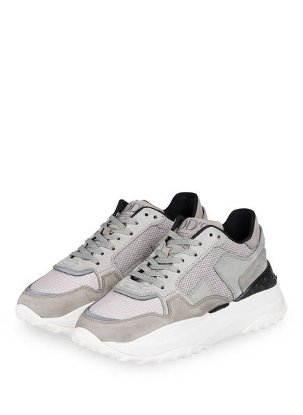 TOD'S Plateau-Sneaker, Farbe: GRAU (Bild 1)