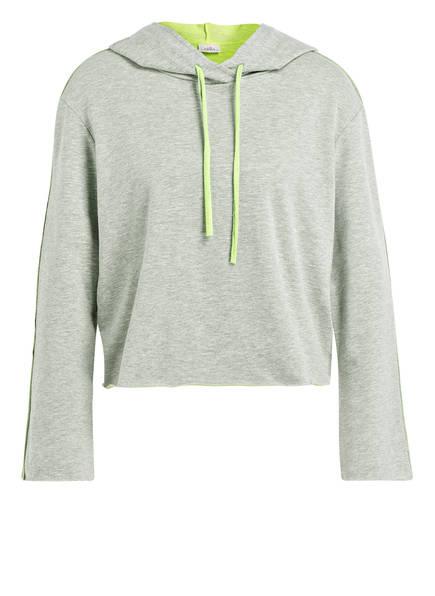 sweatshirt Meliert Lime Cropped Deha Grau Ra56q