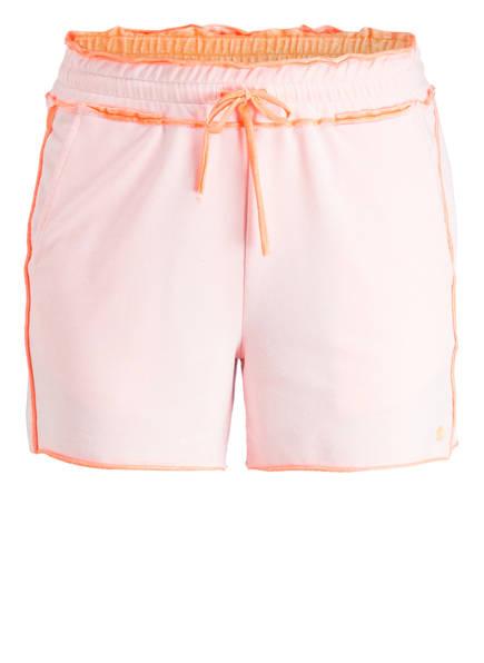 DEHA Sweatshorts , Farbe: ROSA/ ORANGE (Bild 1)