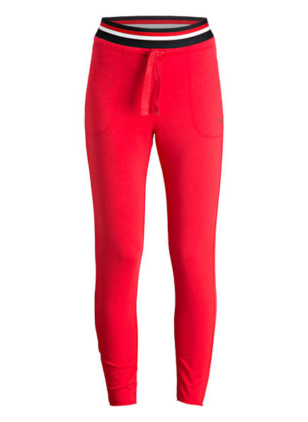 DEHA 7/8-Sweatpants, Farbe: HELLROT (Bild 1)