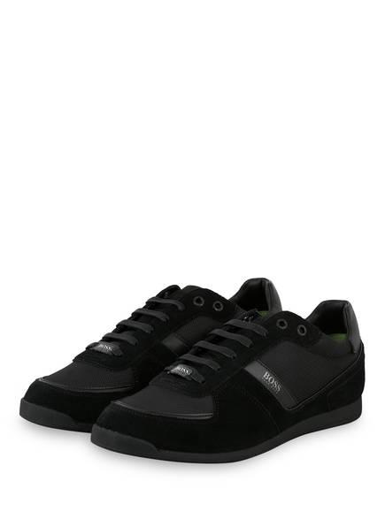 BOSS Sneaker GLAZE, Farbe: SCHWARZ (Bild 1)