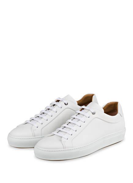 BOSS Sneaker MIRAGE TENN , Farbe: WEISS (Bild 1)