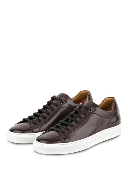 BOSS Sneaker MIRAGE TENN , Farbe: DUNKELGRAU (Bild 1)