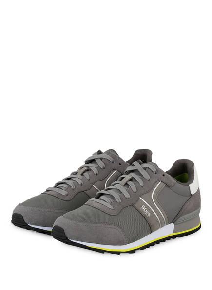 BOSS Sneaker PARKOUR RUNN, Farbe: GRAU (Bild 1)