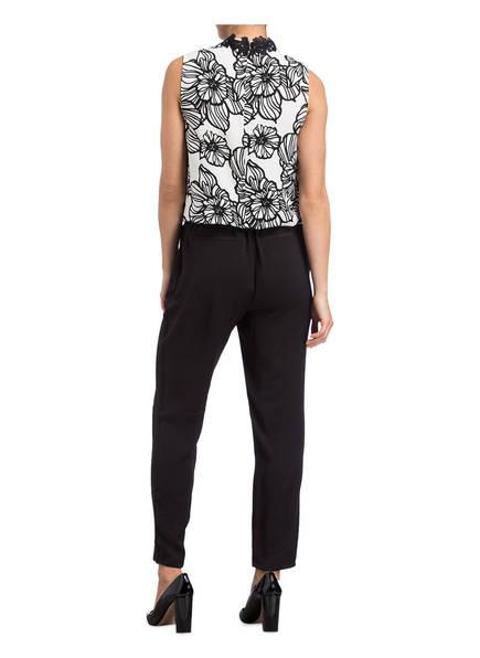 Label Black Jumpsuit S Ecru Schwarz oliver 8Eq0waxA