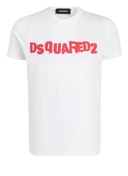 DSQUARED2 T-Shirt, Farbe: WEISS (Bild 1)