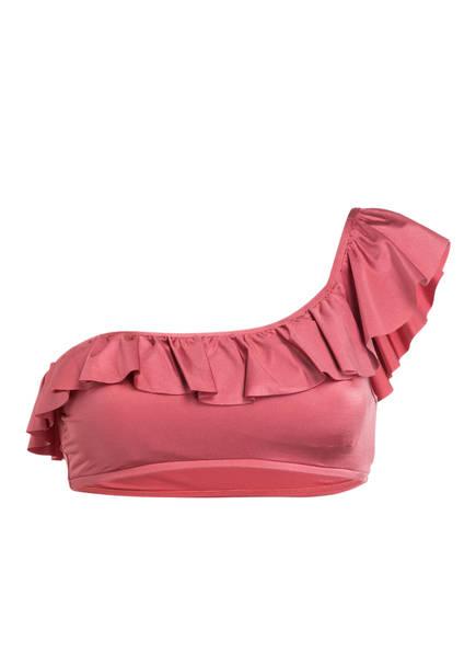 SEAFOLLY One-Shoulder-Bikini-Top SHINE ON , Farbe: ROSA (Bild 1)