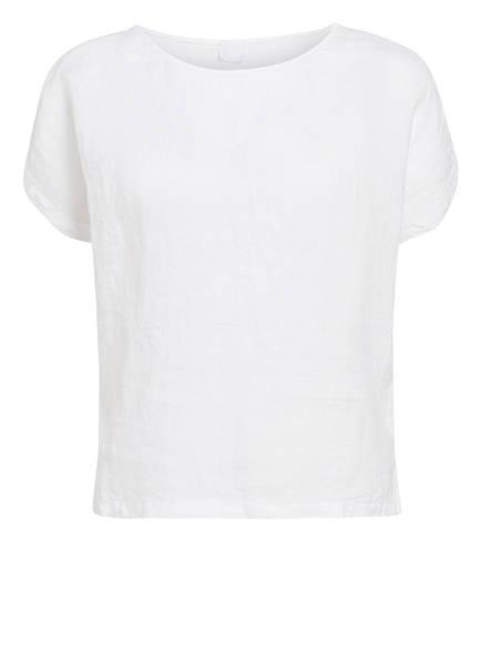 120%lino Leinenshirt, Farbe: WEISS (Bild 1)