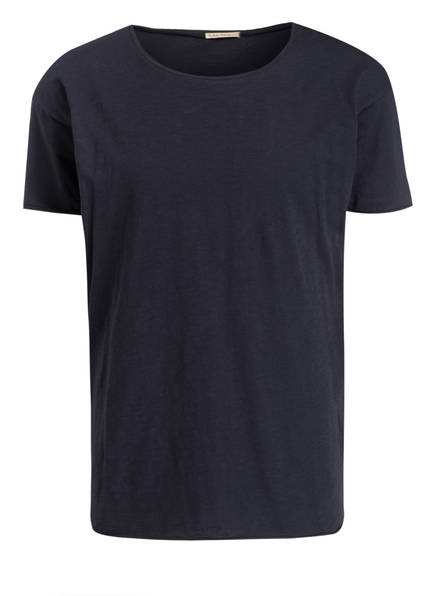 Nudie Jeans T-Shirt ROGER, Farbe: NAVY (Bild 1)