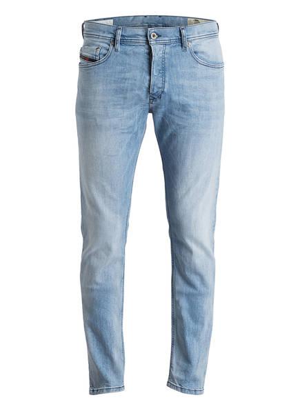 DIESEL Jeans TEPPHAR Slim Carrot Fit, Farbe: 081AL LIGHT BLUE (Bild 1)