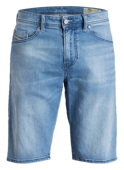 DIESEL Jeans-Shorts Slim, Farbe: LIGHT BLUE (Bild 1)