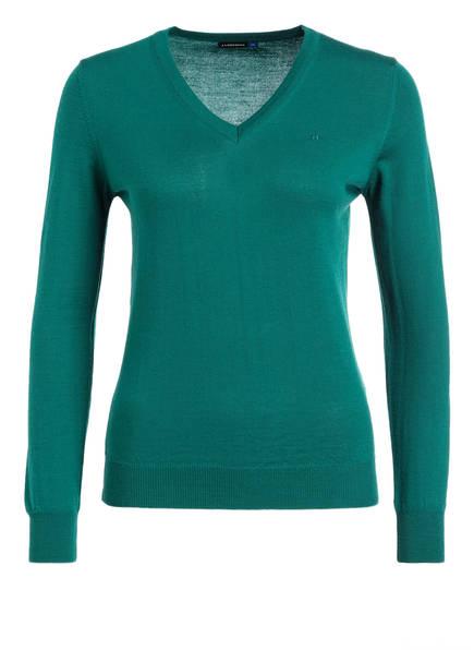 J.LINDEBERG Pullover, Farbe: GRÜN (Bild 1)