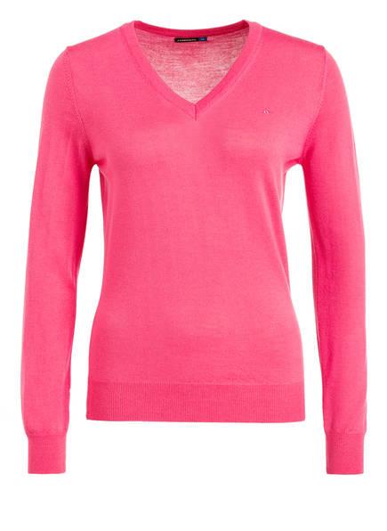 J.LINDEBERG Pullover, Farbe: PINK (Bild 1)