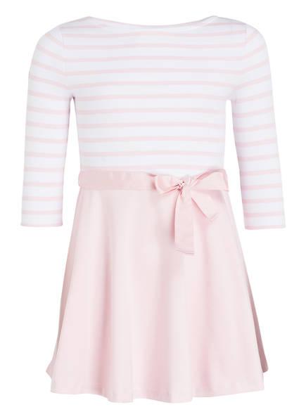 POLO RALPH LAUREN Kleid, Farbe: ROSA/ WEISS (Bild 1)