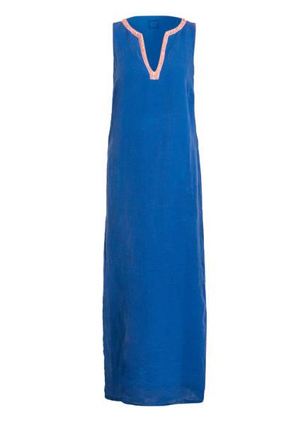 120%lino Leinenkleid , Farbe: BLAU (Bild 1)